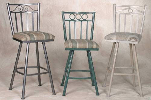 swivel stools without arms