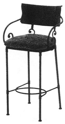 Model 903 Stationary Bar Stool