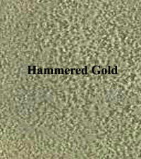 Hammered Gold