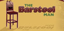 The Bar Stool Man Logo