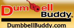 Dumbbell Buddy Logo